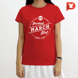 March V.86 Cotton Tee