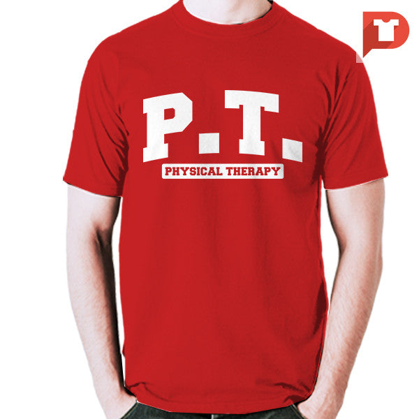 Physical Therapy V.21 Cotton Tee
