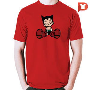 Astro boy V.F5 Cotton Tee
