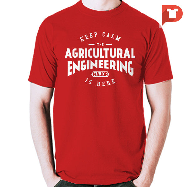 Agricultural Engineering V.58 Tee