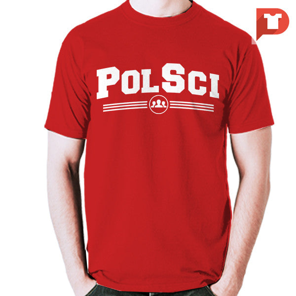 Pol Sci V.21 Cotton Tee
