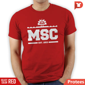 Marinduque State College V.22 Cotton Tee
