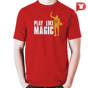 Magic Johnson V.F1 Tee