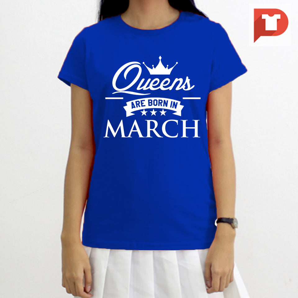 March V.82 Cotton Tee