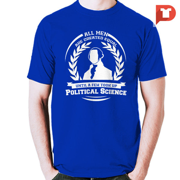 Pol Sci V.54 Cotton Tee