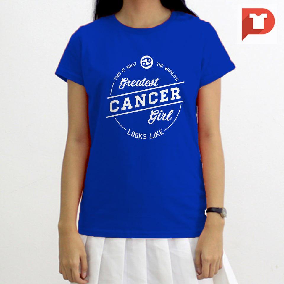 Cancer V.86 Cotton Tee
