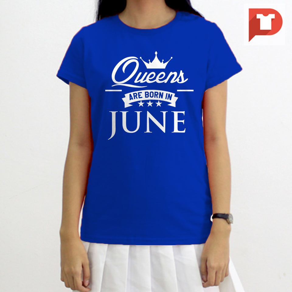 June V.82 Cotton Tee