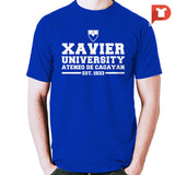 XU V.36 Cotton Tee