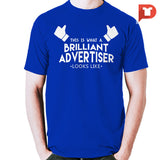 Advertiser V.22 Tees