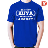 KUYA V.M8 Cotton Tee