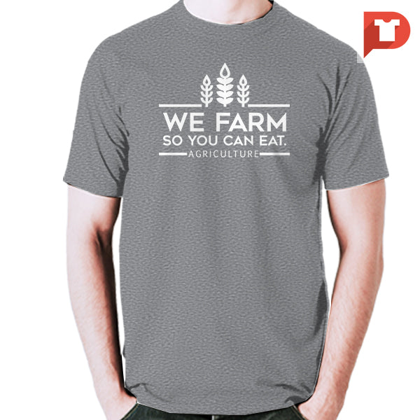 Agriculture V.62 Tee