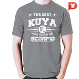 KUYA V.Z8 Cotton Tee