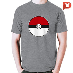 POKEMON V.05 (pokeball) Tee