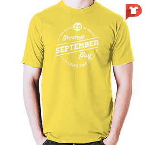 September V.87 Cotton Tee
