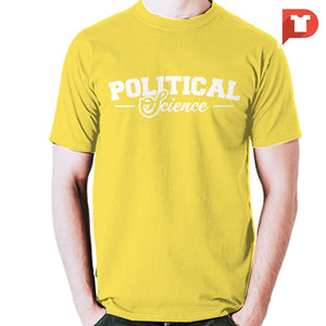 Pol Sci V.25 Cotton Tee