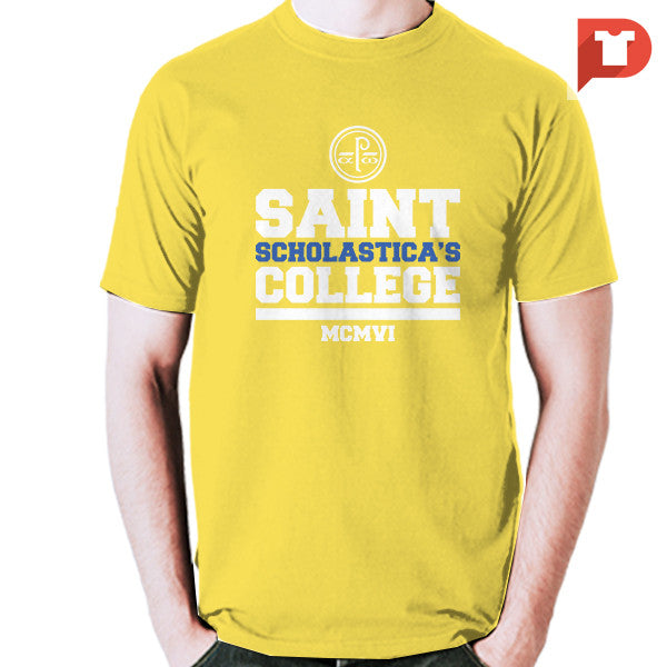 ST. SCHO V.36 Cotton Tee