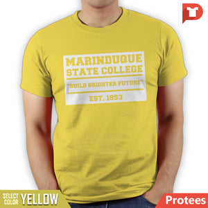 Marinduque State College V.34 Cotton Tee