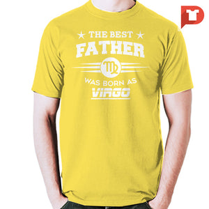 The Best Father was born as Virgo V.C9 Cotton Tee
