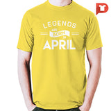 April V.80 Cotton Tee
