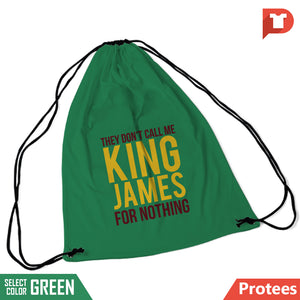 Lebron James V.X7 String Bag