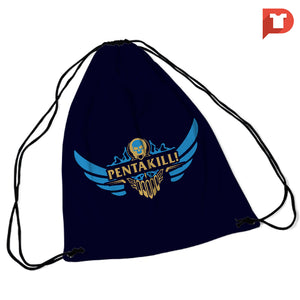 League of Legends V.CJ String Bag