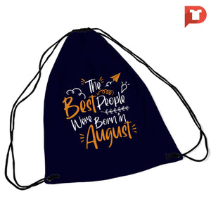 August V.GD String Bag