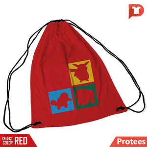 Pokemon V.AP String Bag