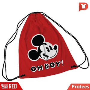Mickey Mouse V.F7 String Bag
