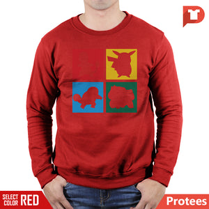 Pokemon V.AP Sweatshirt