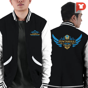 League of Legends V.CK Varsity Jacket