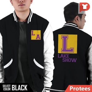 Lakers V.Z2 Varsity Jacket
