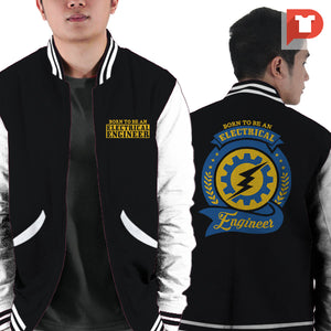 EE V.WM Varsity Jacket