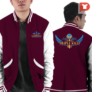 League of Legends V.CG Varsity Jacket