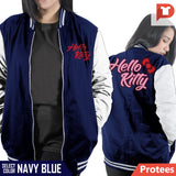 Hello Kitty V.F4 Varsity Jacket