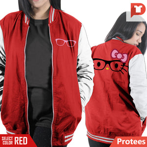 Hello Kitty V.F6 Varsity Jacket