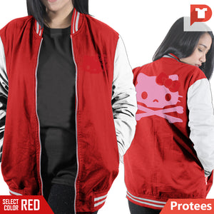 Hello Kitty V.F8 Varsity Jacket