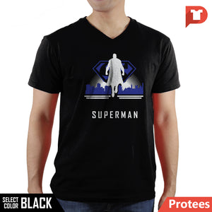 Superman V.F6 V-neck
