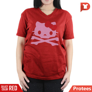 Hello Kitty V.F7 V-neck