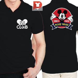 Mickey Mouse V.F6 Polo