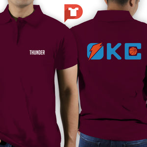 Oklahoma City Thunder V.L2 Polo