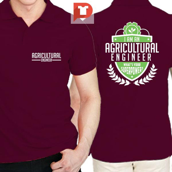 Agricultural Engineer V.WE Polo