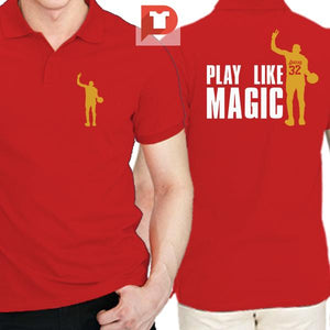 Magic Johnson V.F2 Polo