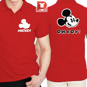 Mickey Mouse V.F8 Polo