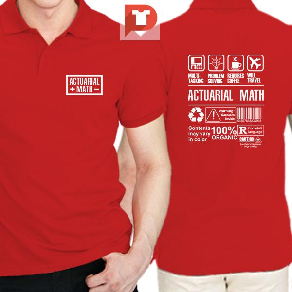 Actuarial Math V.51 Polo