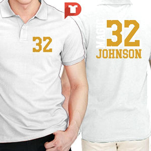 Magic Johnson V.F4 Polo
