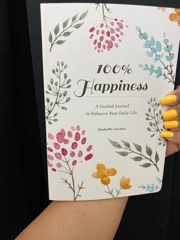 100% Happiness: A guided journal