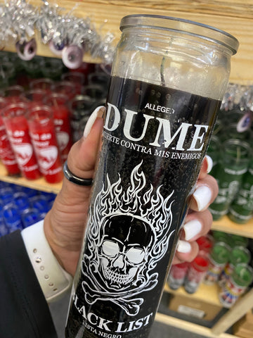 Dume Candle