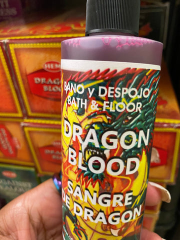 Dragon's Blood Bath and Floor Wash