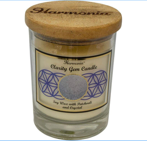 Clarity Gem Candle