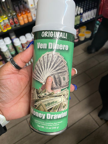 Money Drawing Spray